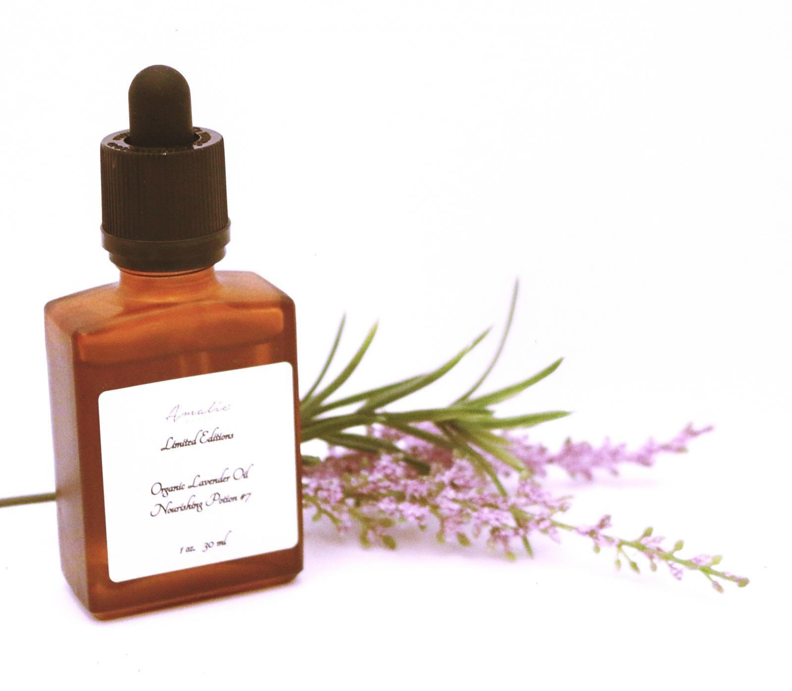 Limited Edition - Organic Lavender Nourishing Potion #7