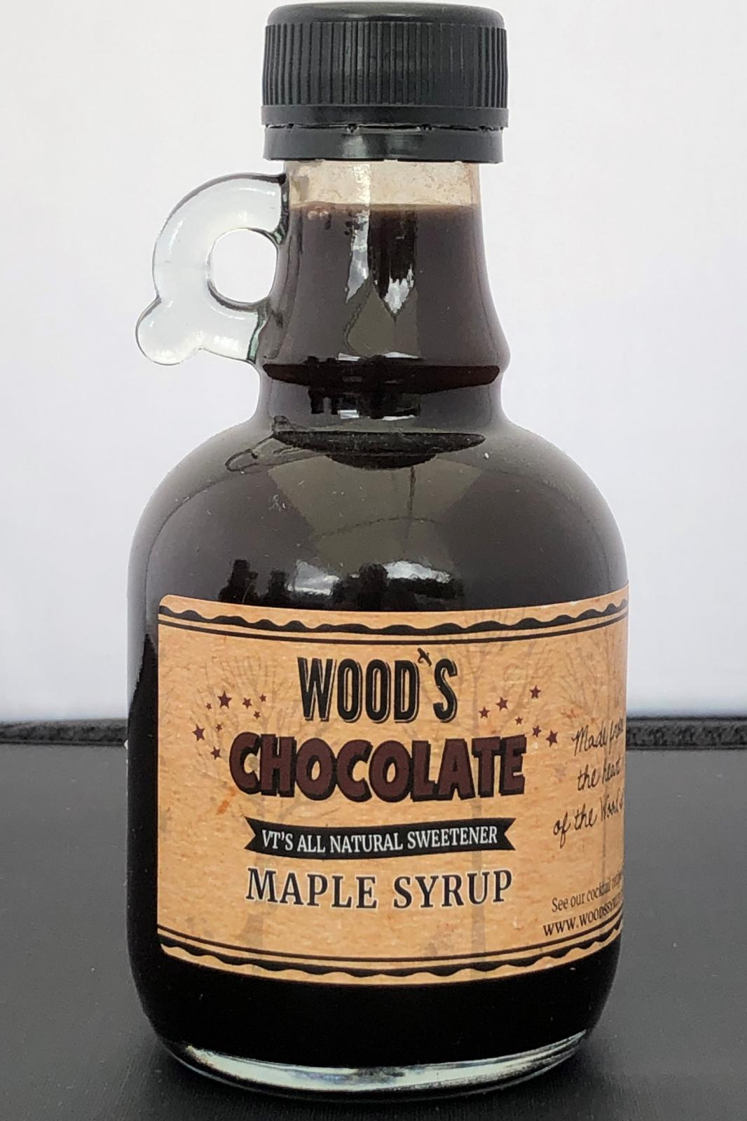 Chocolate Maple Syrup