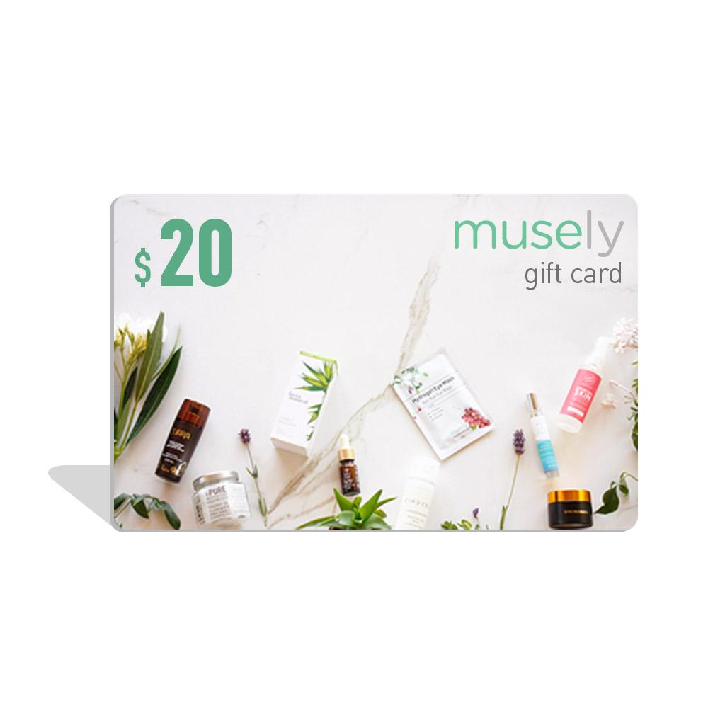 Musely eGift Card