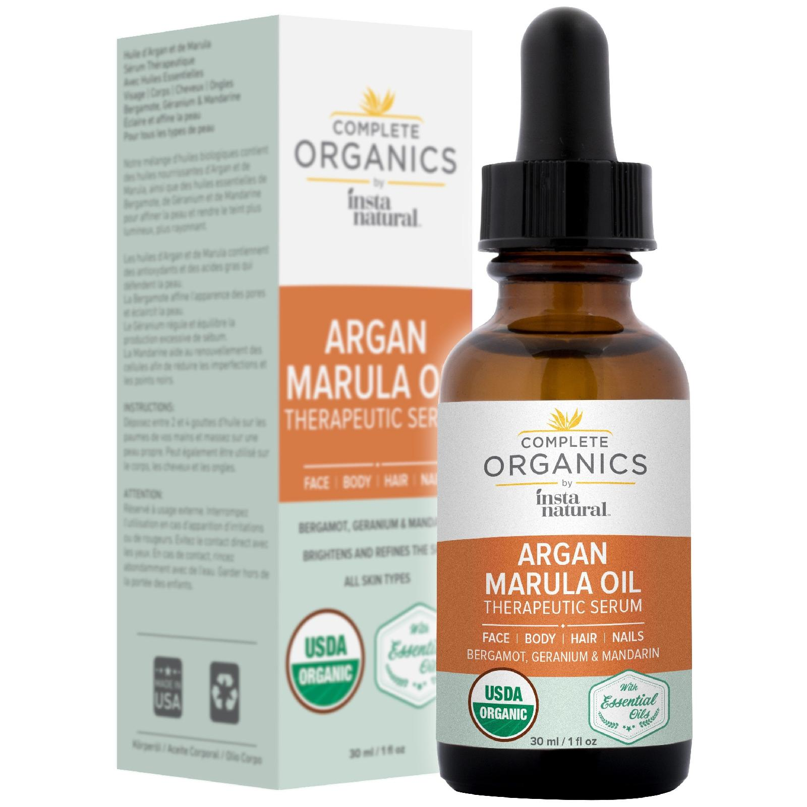 Complete Organics - Argan Marula Oil Therapeutic Serum