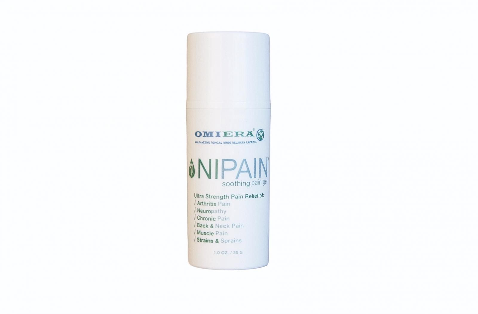 Nipain Arthritis & Muscle All Natural Pain Relief Cream (30g)