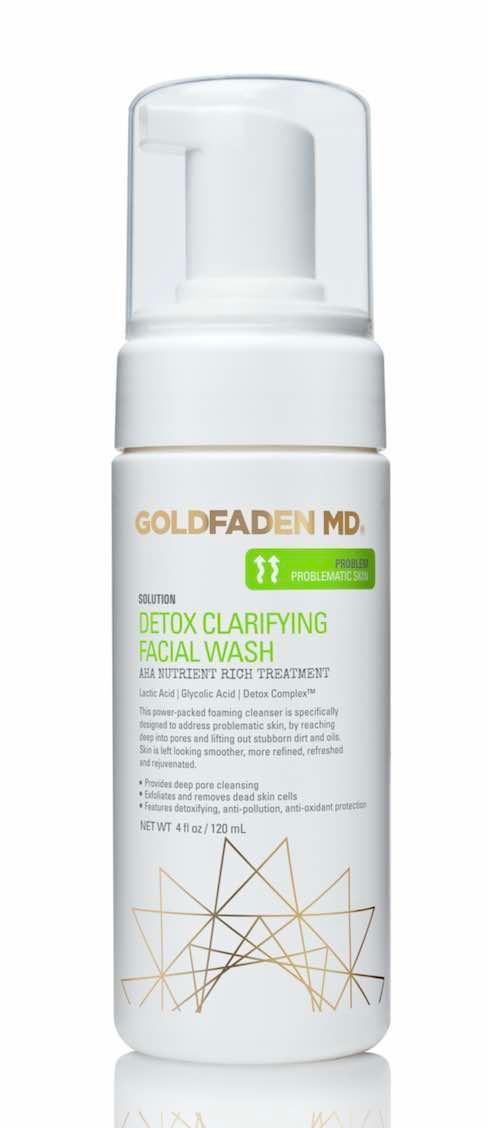 Detox Clarifying Facial Wash