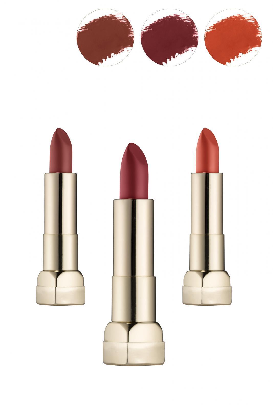 Lip Set - Copper Look