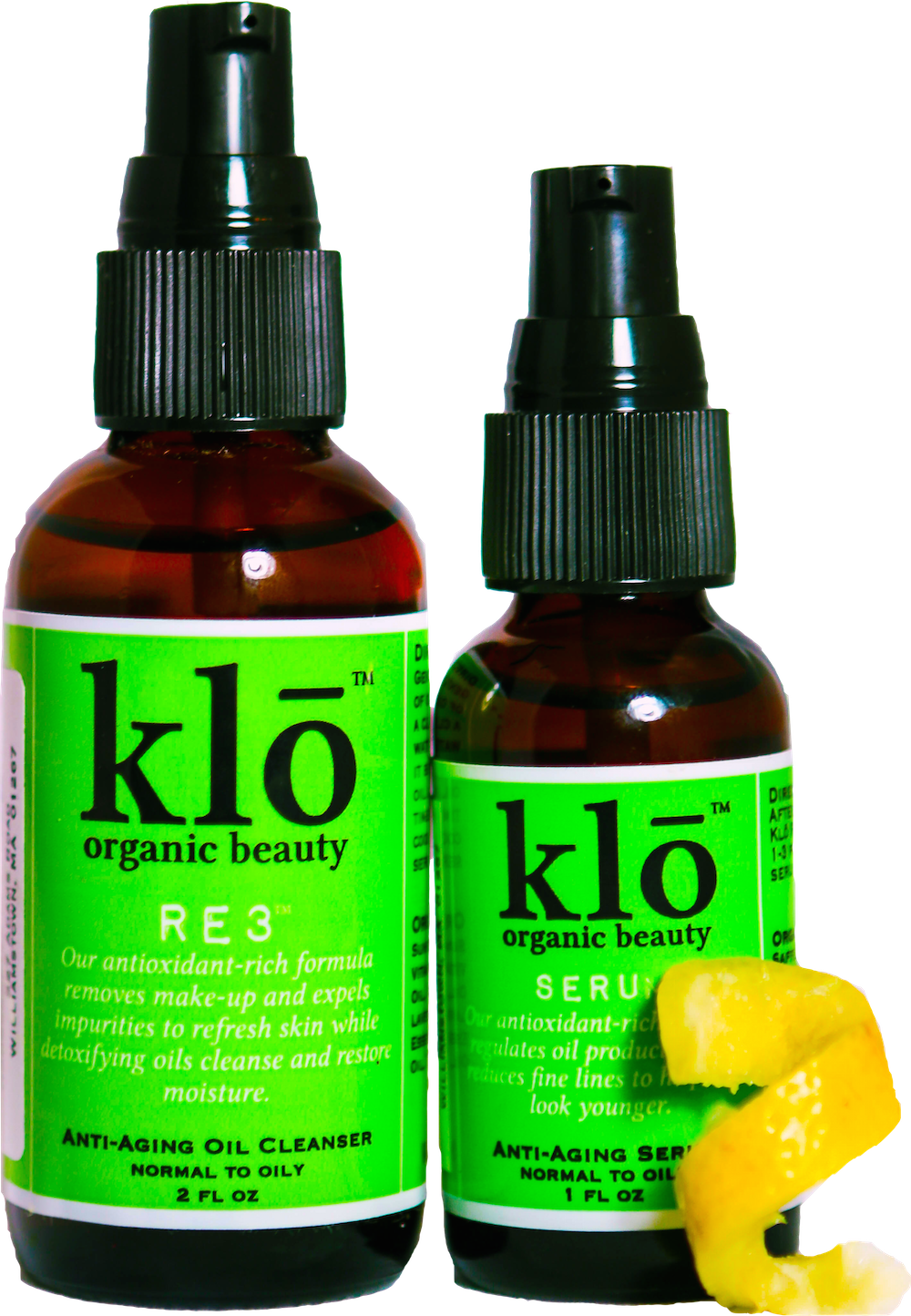RE3 Oil Cleanser + Serum Duo (normal-oily/acne prone skin)