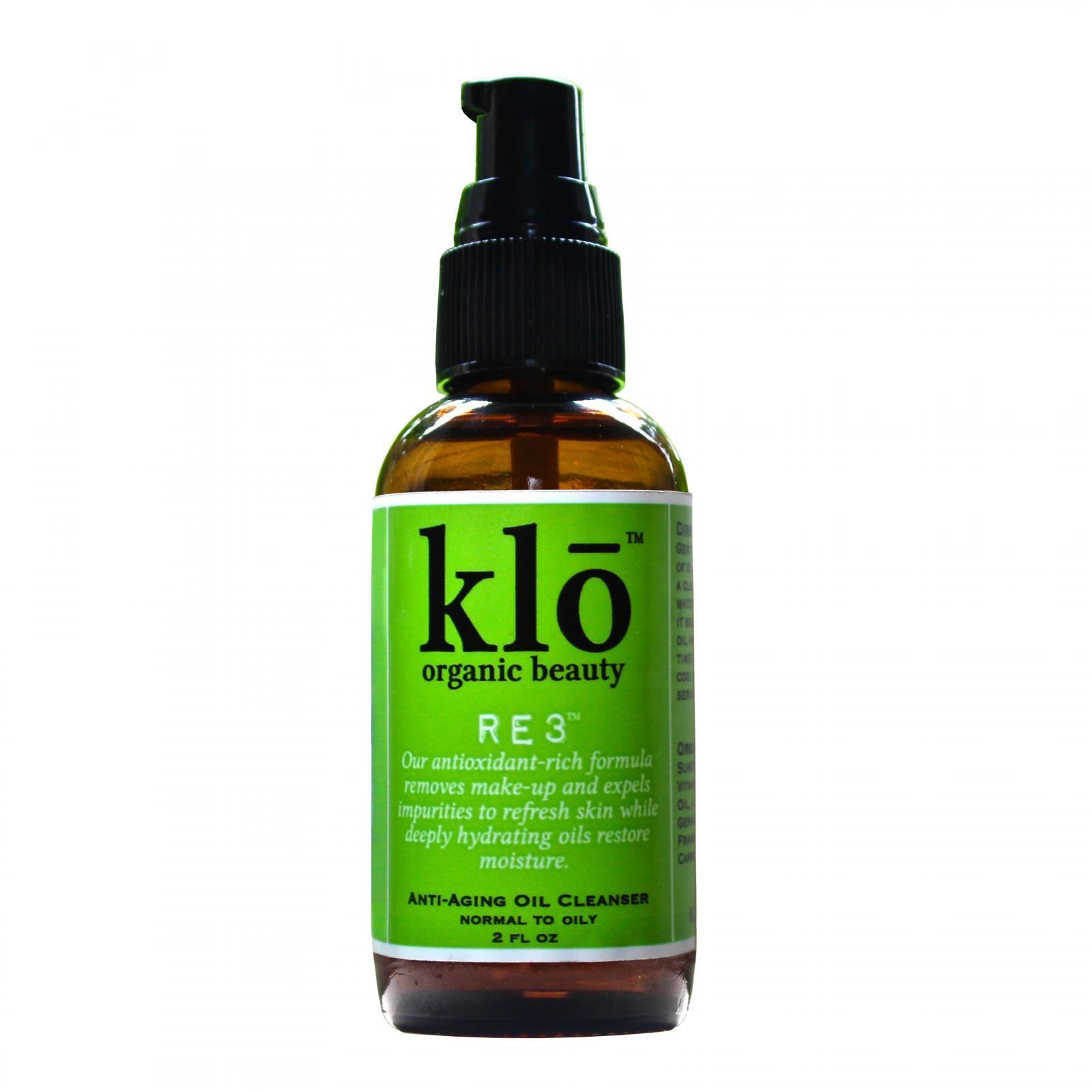 RE3 Oil Cleanser (oily/acne-prone skin)