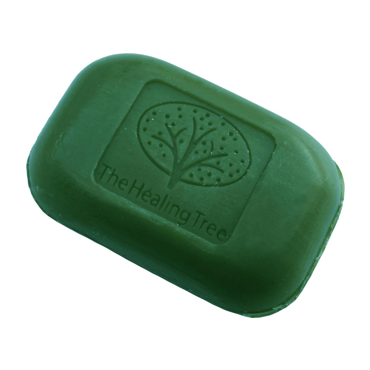 Green Tea Soap - Antioxidant Rich to Help Fight Premature Aging Skin (Single, 3-Pack, 6-Pack)