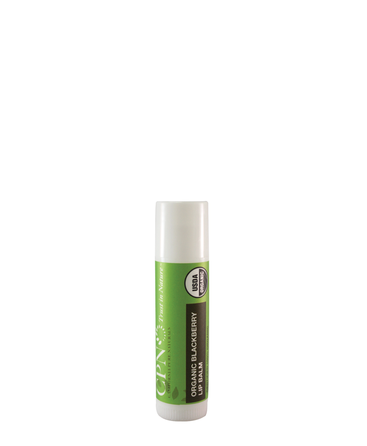 CPN Organic Blackberry Lip Balm