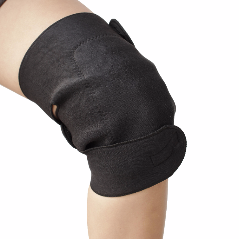 Self-Heating Knee Support | Magnets & Tourmaline | Adjustable Fit