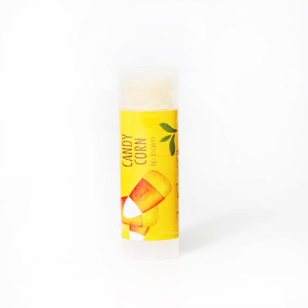 LIP BALM CANDY CORN VEGAN GREAT GIFT Halloween