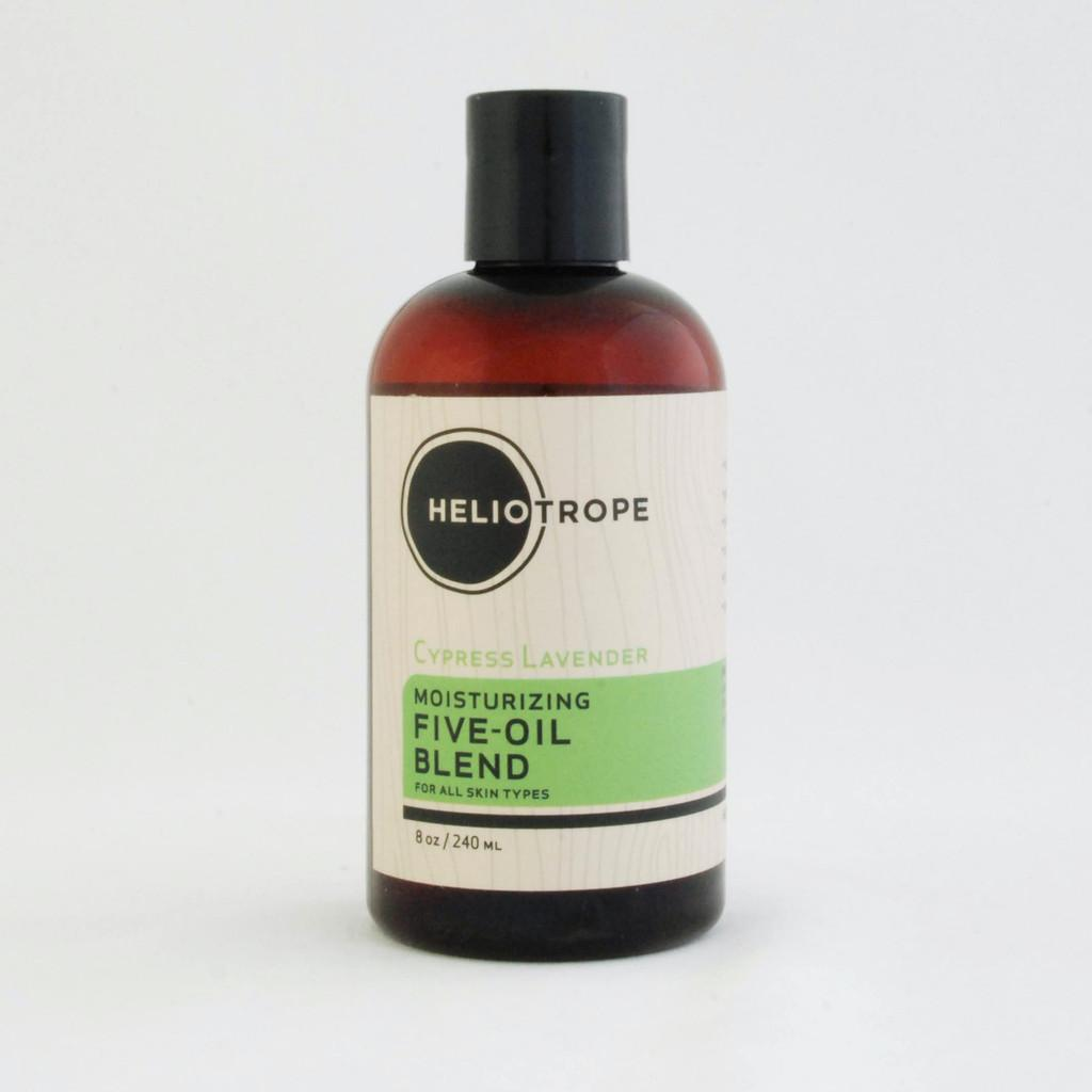 Organic Five-Oil Moisturizing Blend