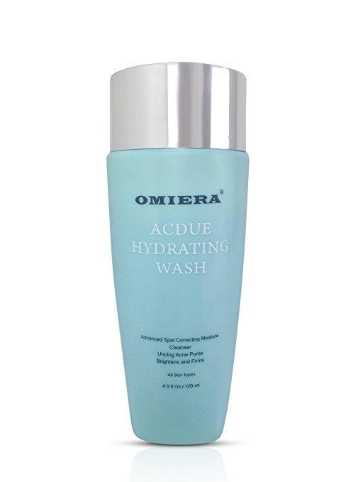 Acdue Acne Hydrating Facial Wash 4.oz