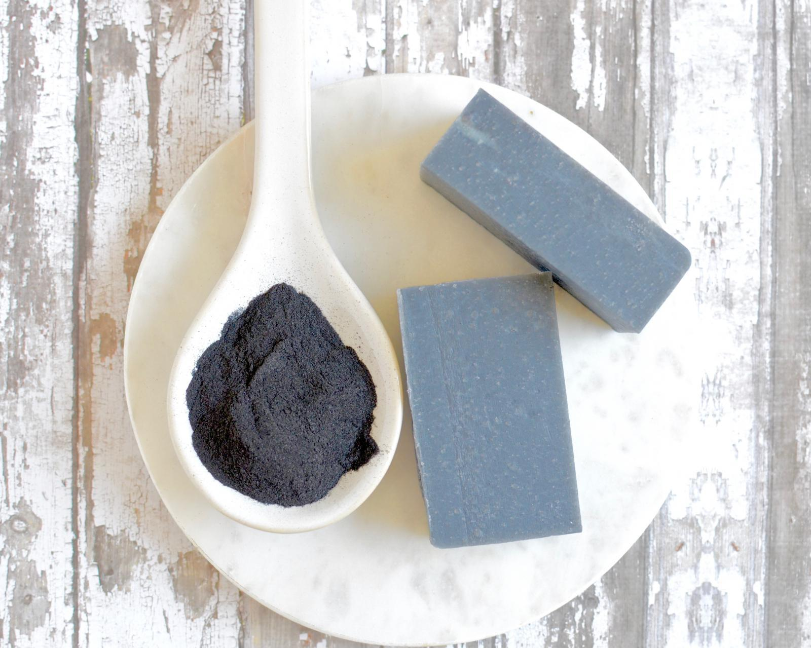 Activated Charcoal Soap - Natural & Handmade