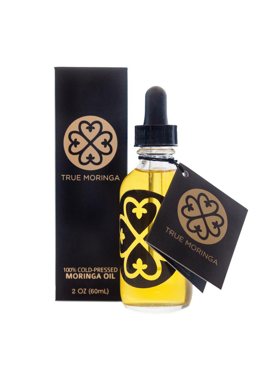 True Moringa All-Purpose Body Oil
