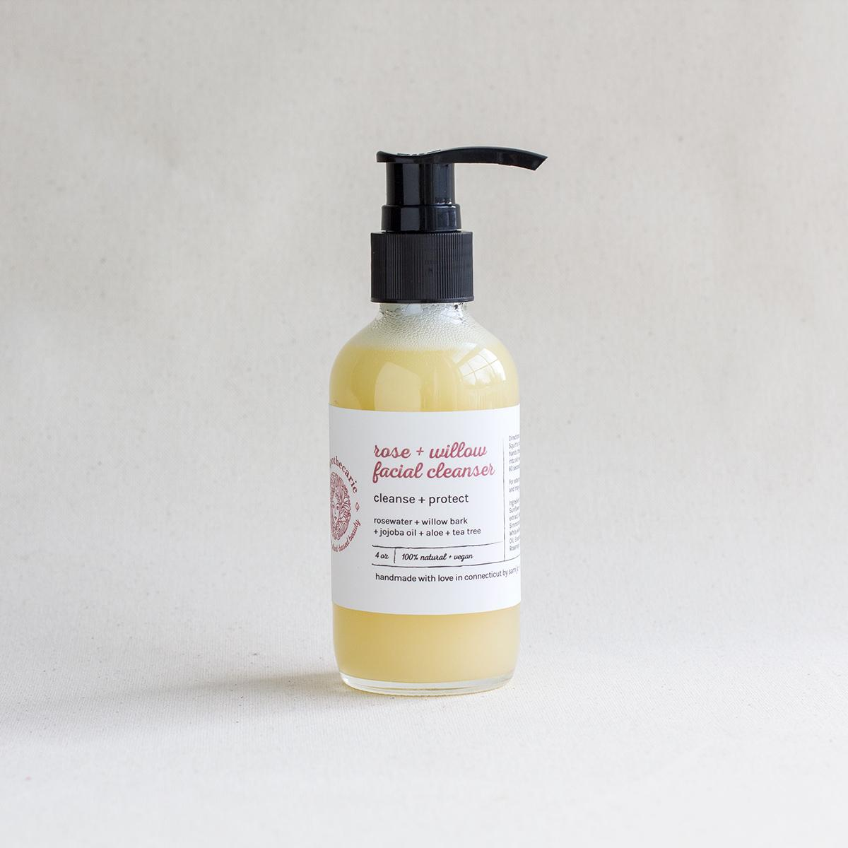 Rose + Willow Facial Cleanser
