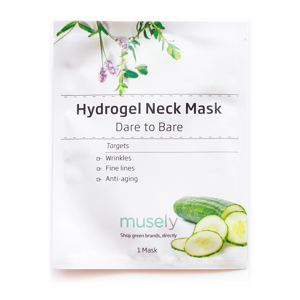 Hydrogel Neck Mask - Dare to Bare