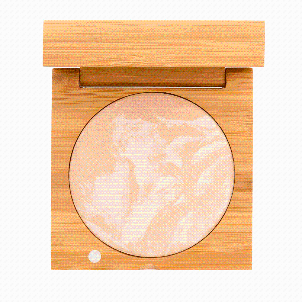 Certified Organic Baked Foundation Light