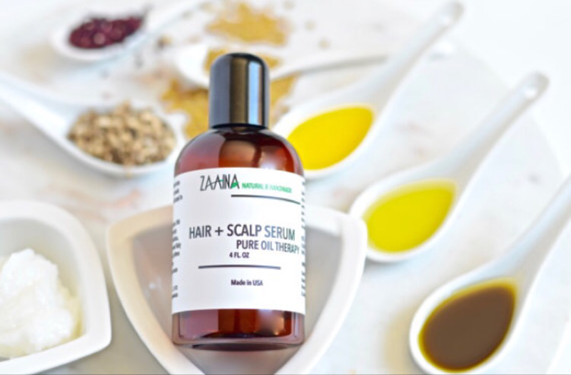 Hair & Scalp Serum - Pure Oil Therapy
