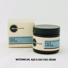Organic Watermelon, Acai & Goji Face Cream