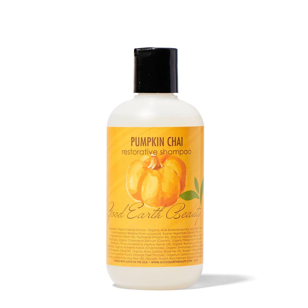 Shampoo - All Natural Pumpkin Chai by Good Earth Beauty