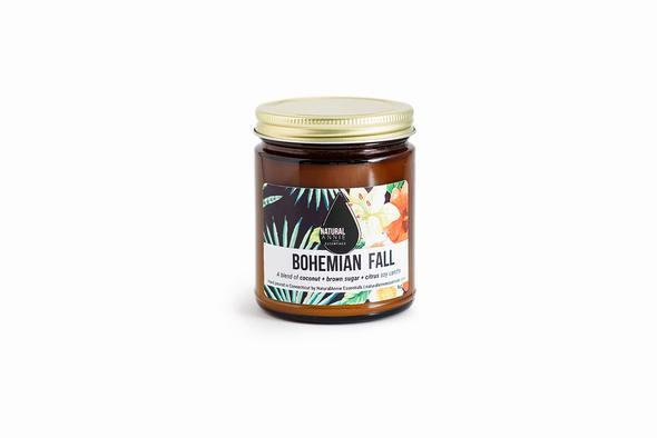 Bohemian Fall Soy Candle