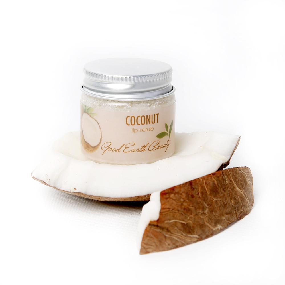 Sugar Lip Scrub Coconut Vegan