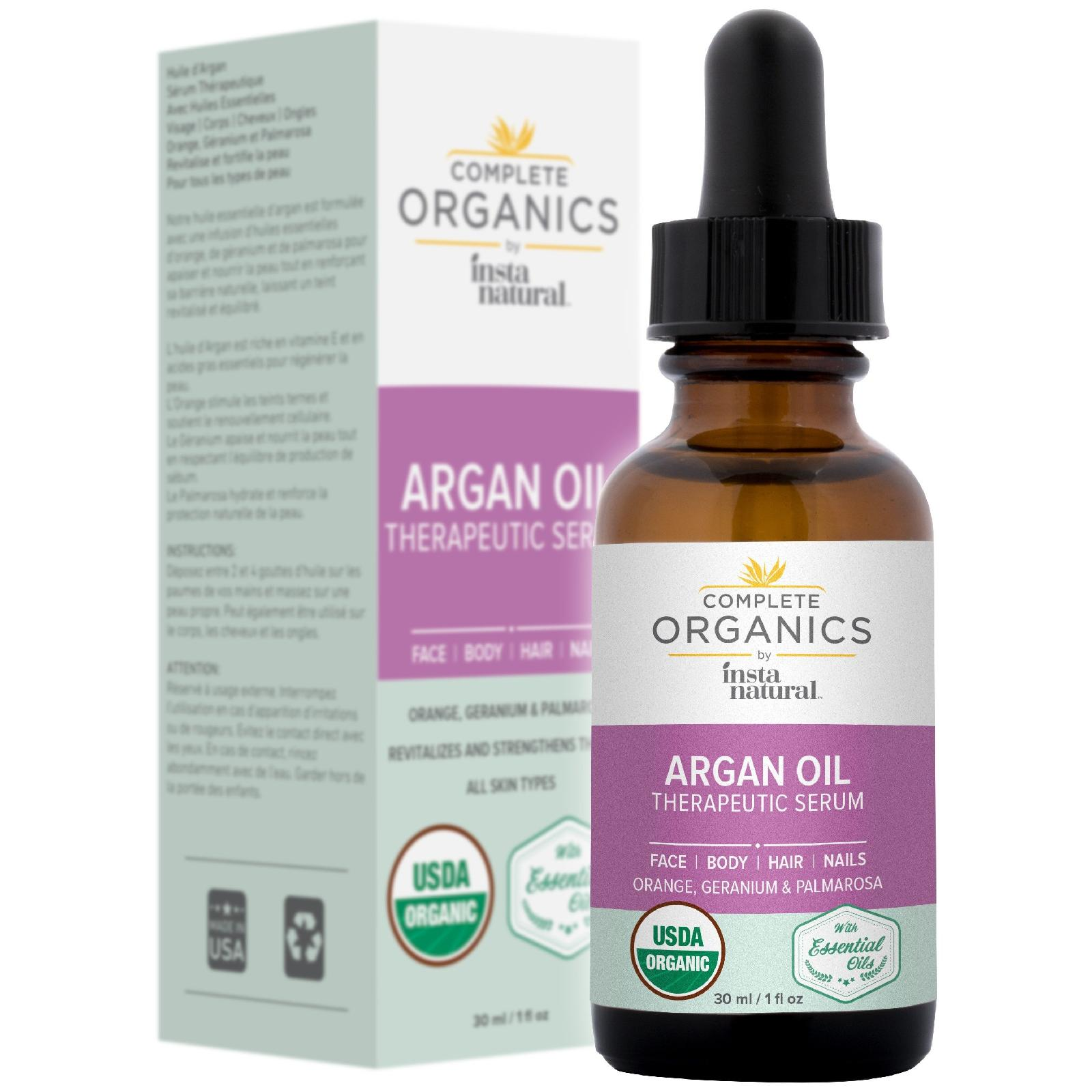 Complete Organics - Argan Oil Therapeutic Serum