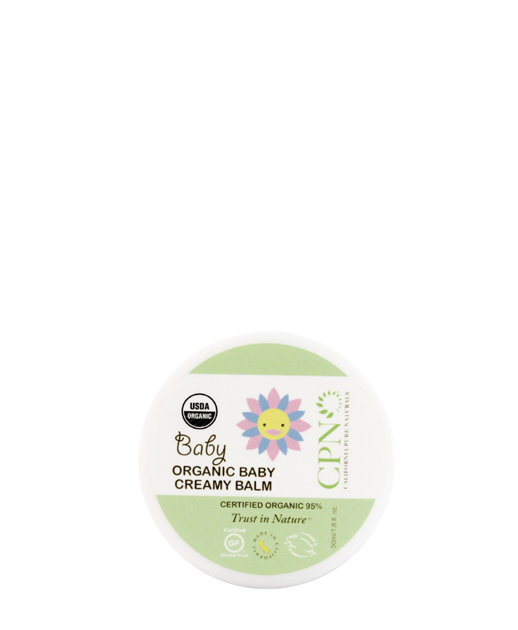 CPN Organic Baby Creamy Balm
