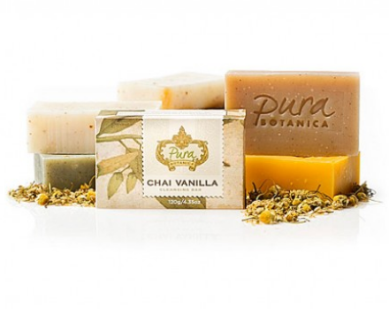 Pack of 4 Cleansing Bars