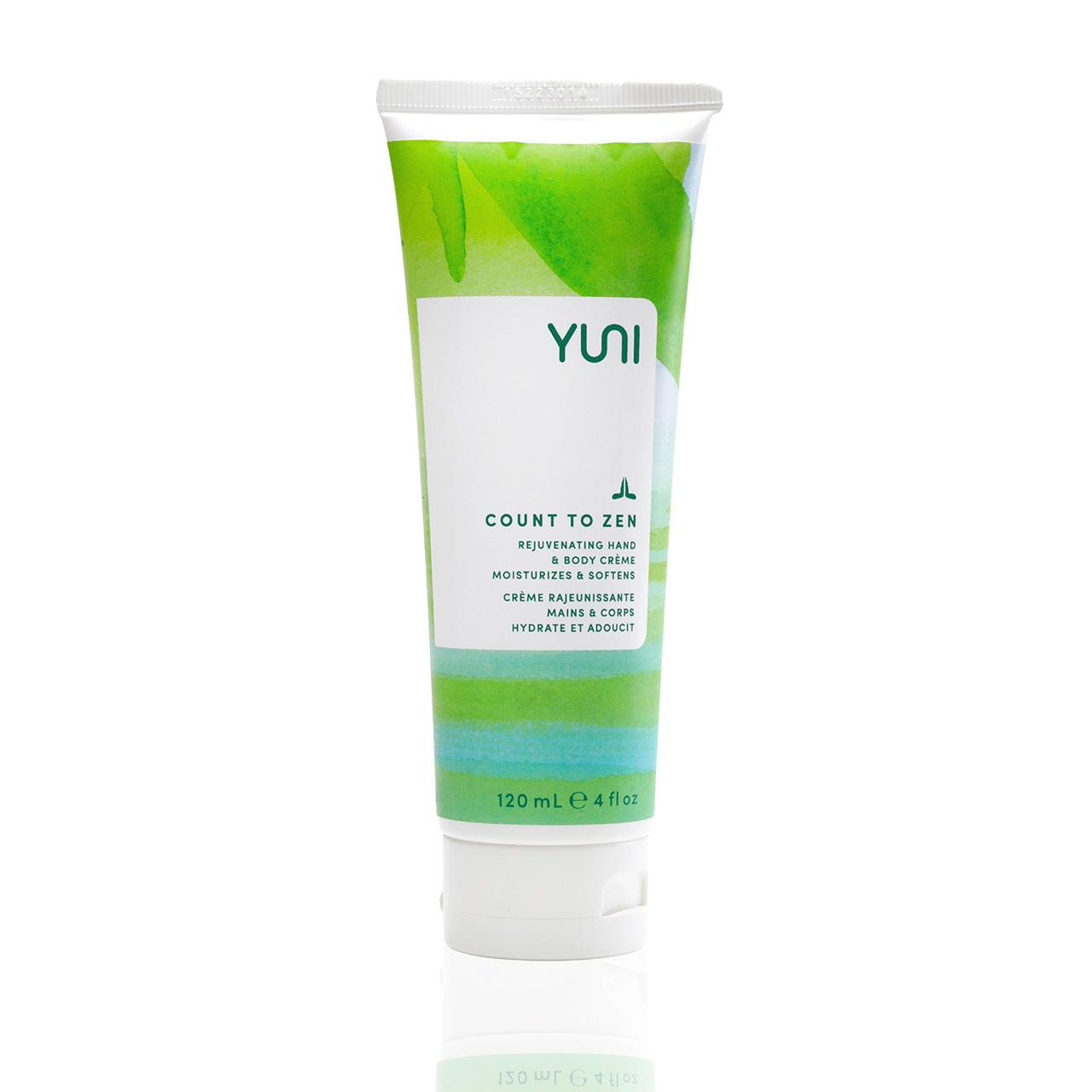 COUNT TO ZEN Rejuvenating Hand and Body Cream