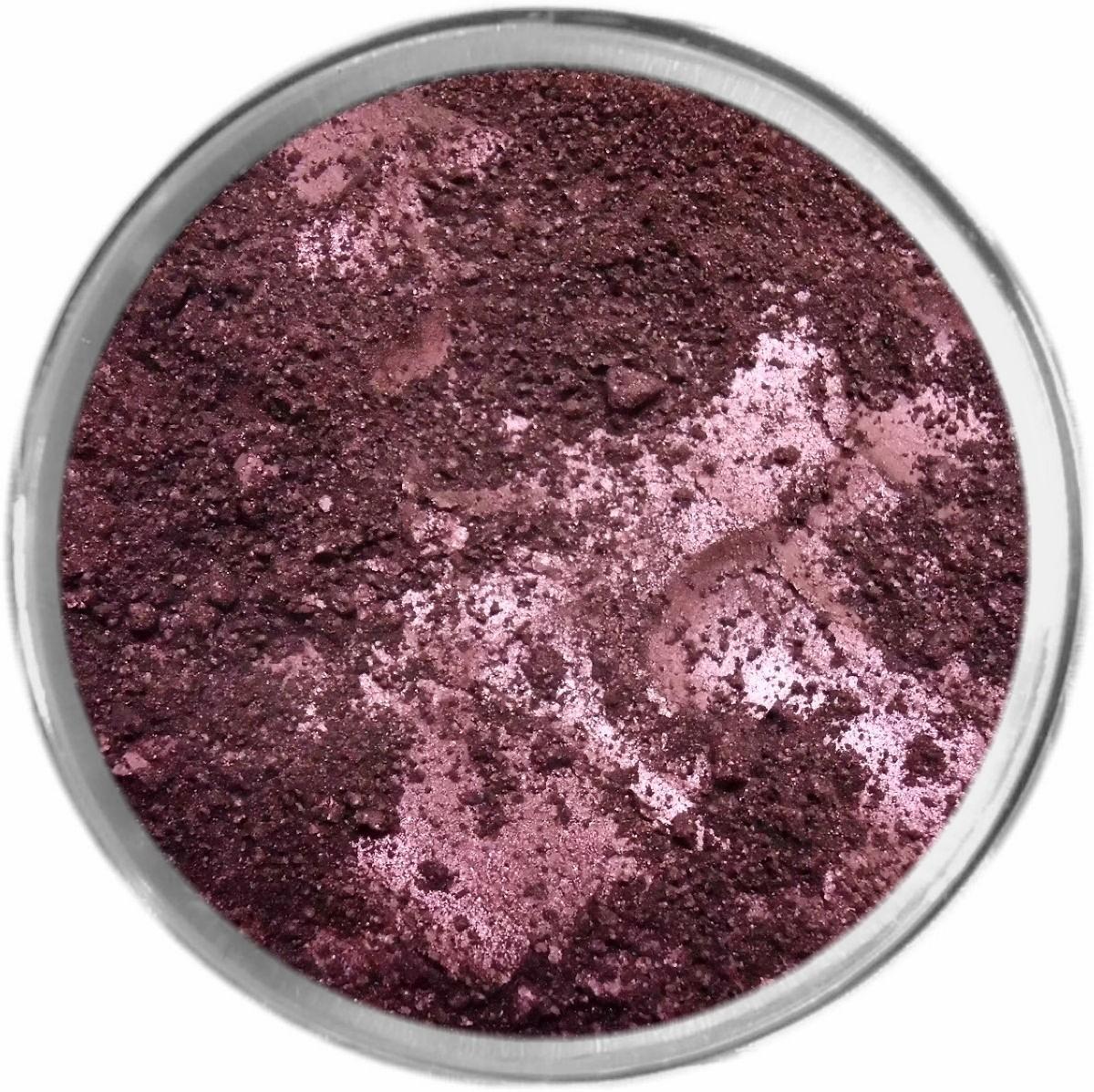 BLACK CHERRY loose powder mineral multi-use color makeup bare earth pigment minerals