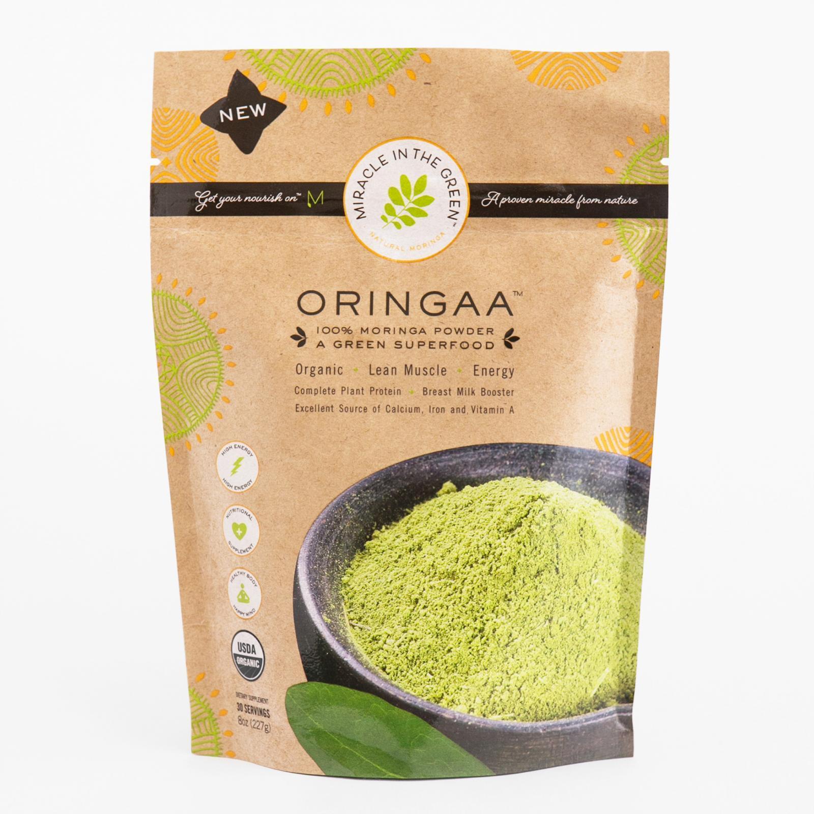Anti-aging 100% Moringa Leaf Powder