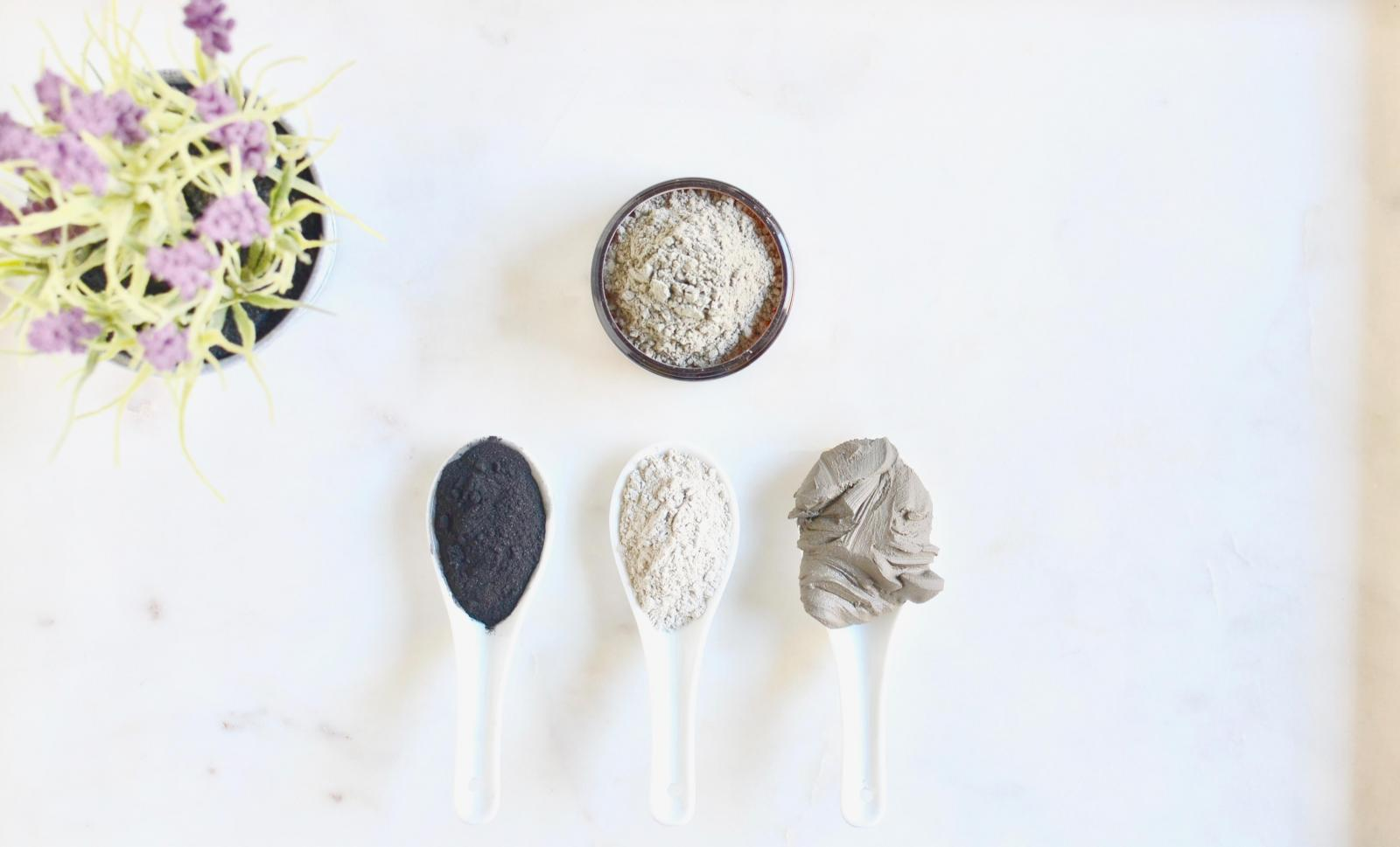 Detox Charcoal Face Mask- Natural & Handmade