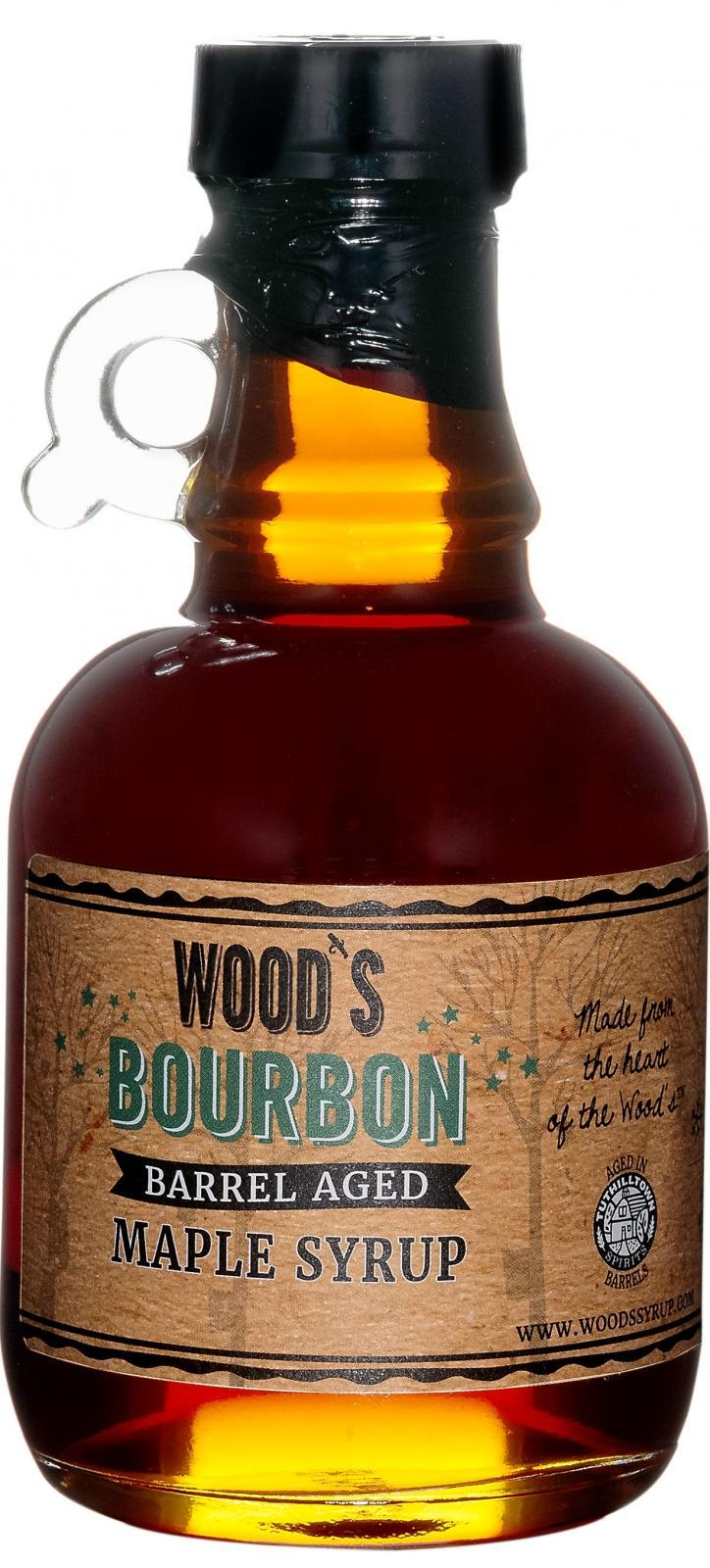 Bourbon Barrel Aged Syrup