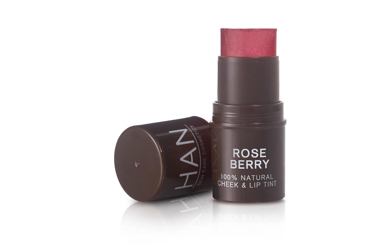 HAN Skin Care Cosmetics Cheek & Lip Tint - Rose Berry