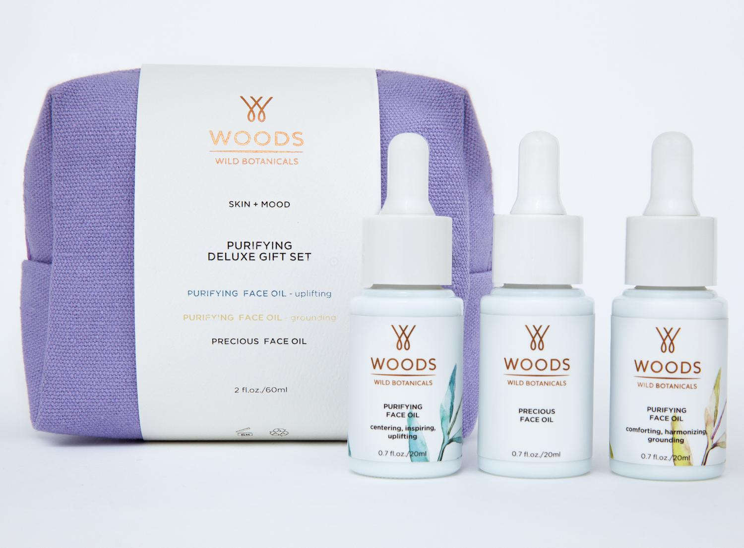Purifying Deluxe Kit Gift Set