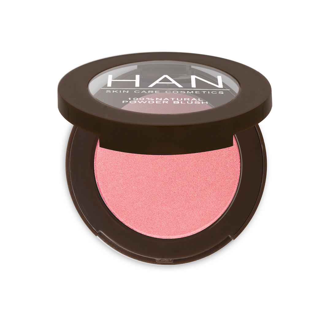 HAN Skin Care Cosmetics Pressed Blush - Coral Candy