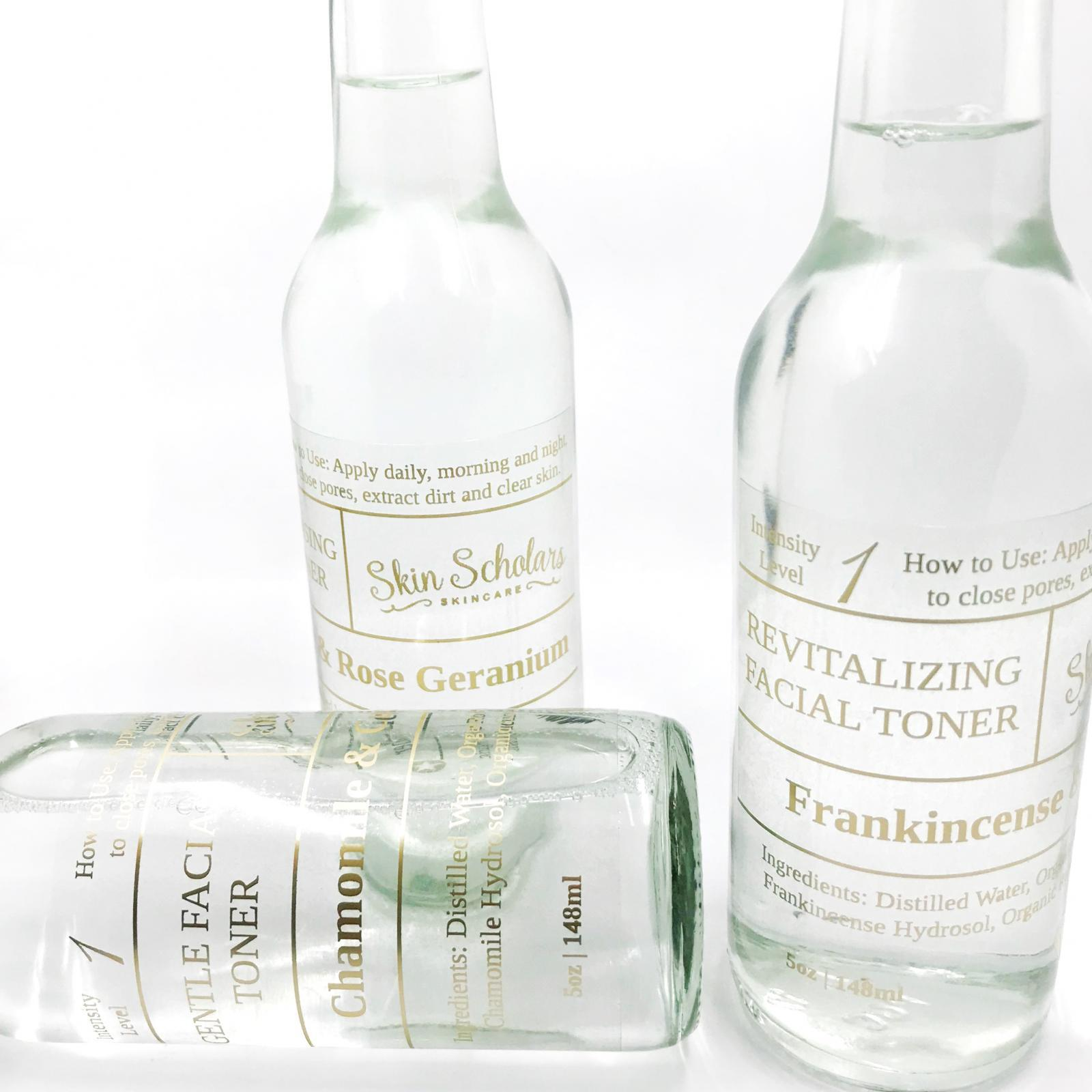Infused Facial Toners