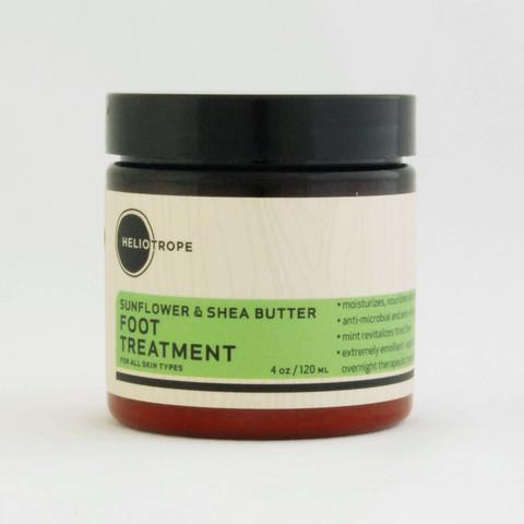 Sunflower & Shea Butter Foot Treatment