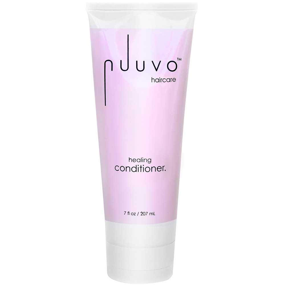 Nuuvo Haircare Healing Conditioner – Plant Based Therapy to Grow Damaged Hair, While Protecting Hair Color + Adds Moisture