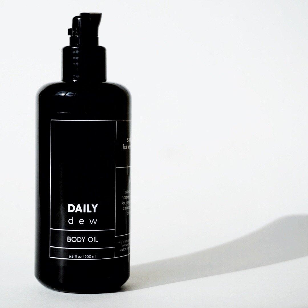 Daily Dew Body Oil