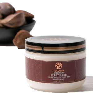 SUPERFRUIT BEAUTY BUTTER FOR FACE & BODY. UNSCENTED.