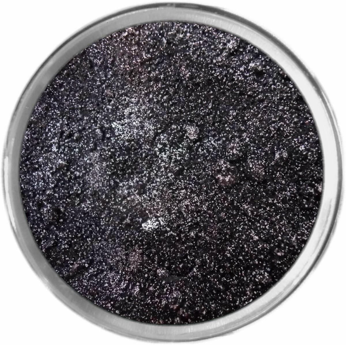 ea6ede83c49 BLACK ICE loose powder mineral multi-use color makeup bare earth pigment  minerals by M A D Minerals - Musely