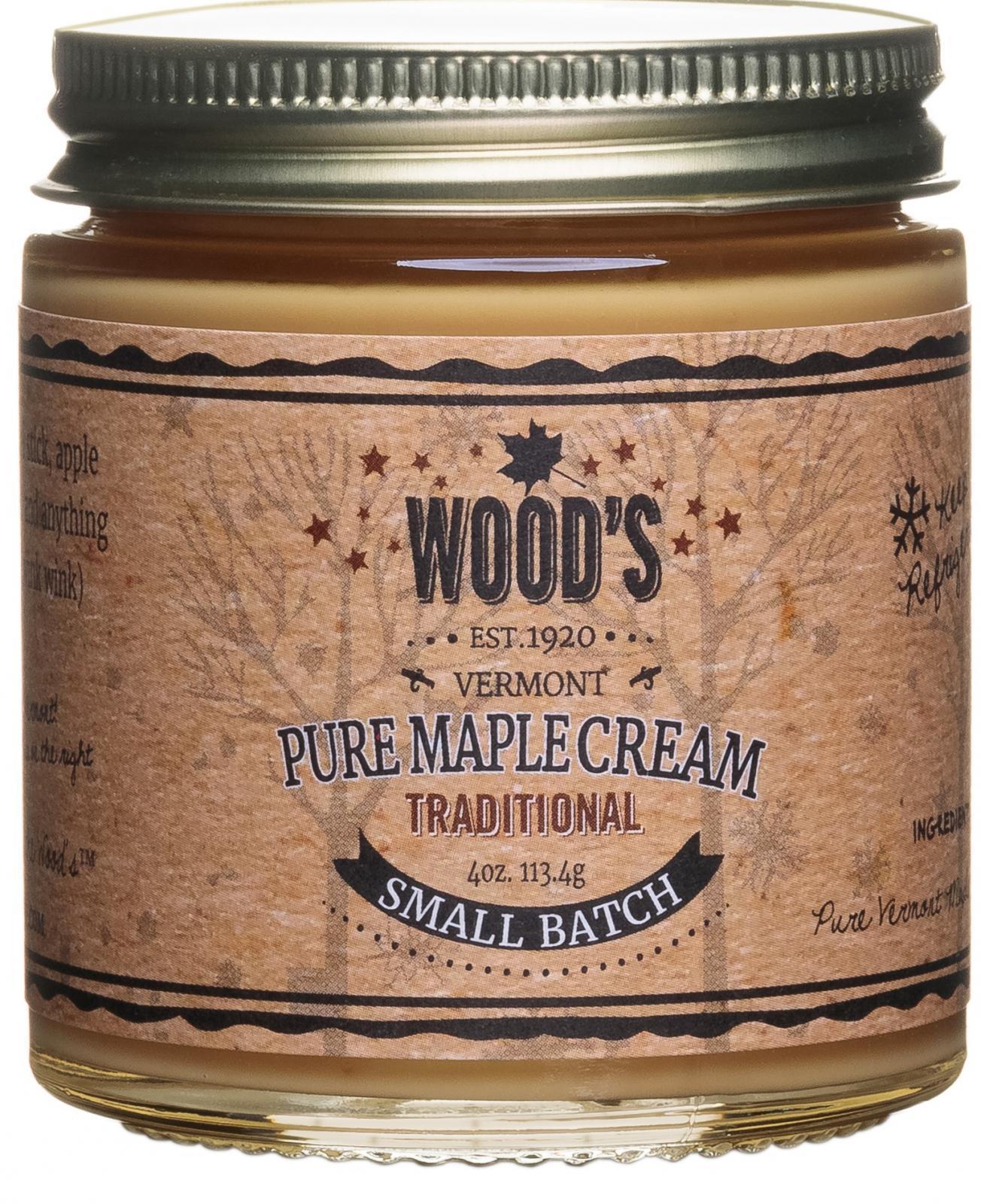 Maple Cream 4oz