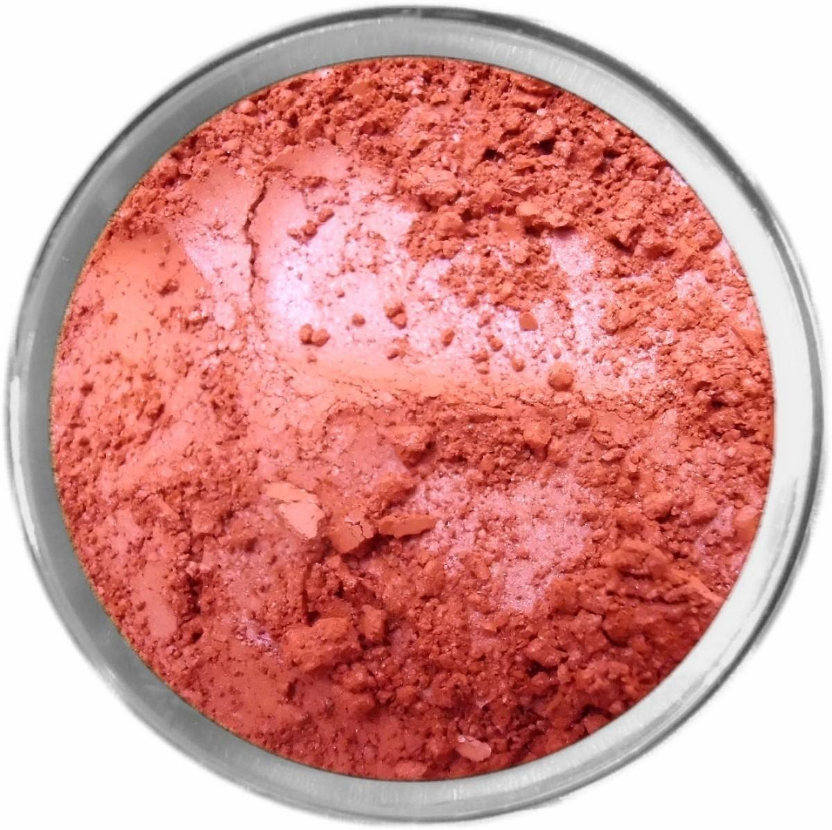 BERRY SPICE loose powder mineral multi-use color makeup bare earth pigment minerals