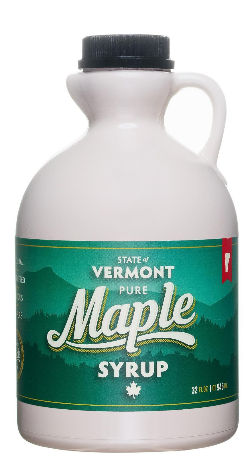 100% Pure Maple Syrup- Quart