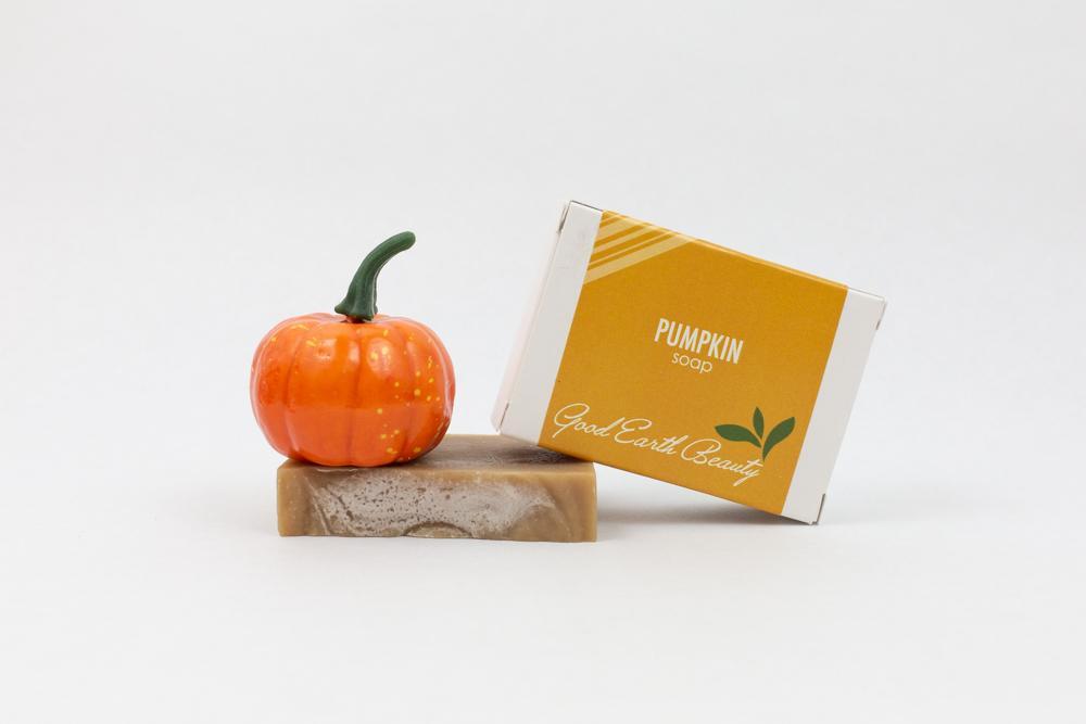 Pumpkin Soap - All Natural