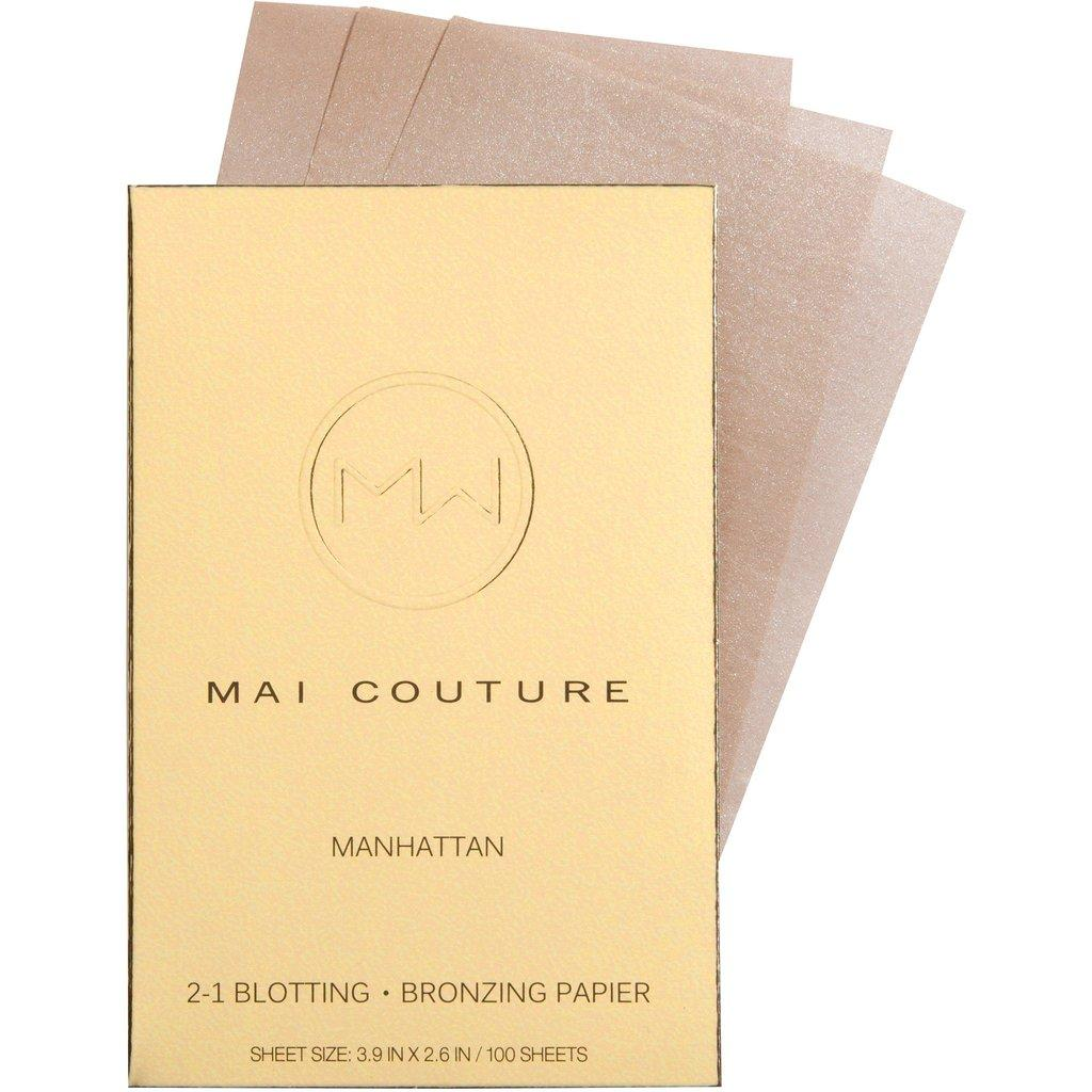 2-1 Blotting/ Bronzing Paper (Manhattan)