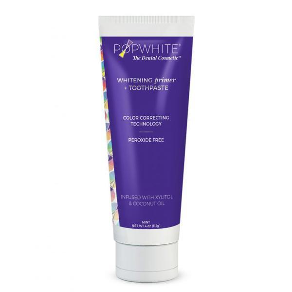 Whitening Primer + Toothpaste