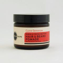 Organic Shea & Cocoa Butter Hair Pomade/Beard Wax