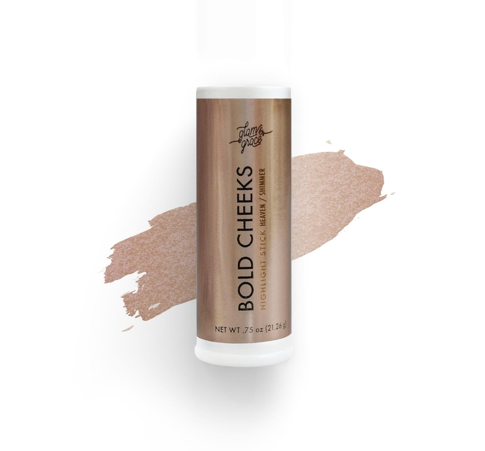 Bold Cheeks Highlight Stick - Heaven